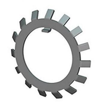 tang thickness: Timken K91520-2 Bearing Lock Washers