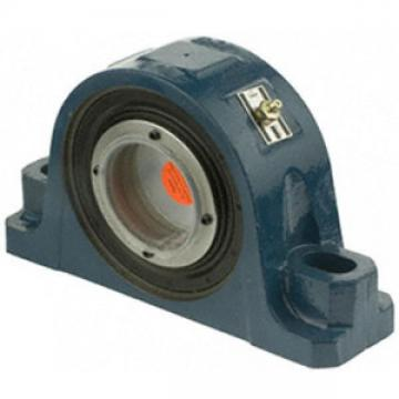 overall width: Rexnord MAS6303F Pillow Block Roller Bearing Units