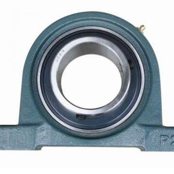 base width: Cooper 01E BCP 111 GR AT Pillow Block Roller Bearing Units