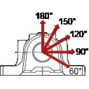 P60° SKF SSAFS 22516 x 2.3/4 SAF and SAW series (inch dimensions)